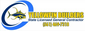 Yellowfin Builders Logo