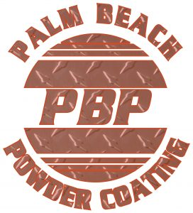 palm beach powder coating New Logo